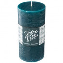 round candle dolce 7x14, 4- times assorted , color