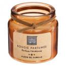 bougie parfumées verre lien loft 80g, 3-fois assor