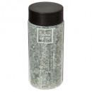 pepite de verre gris 580g, gris