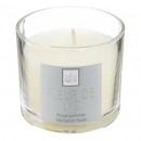 scented candle fl lys elea 100g, white