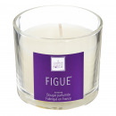 bougie parfumées figue elea 100g, rose