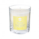 scented candle yuzu the elea 190g, white
