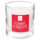 bougie parfumées pomm d'am elea 470g, blanc