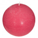 scented candle not elea d10, dark pink