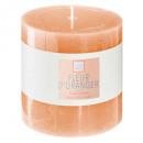 orange scented candle elea 10x10, orange