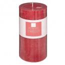 Duftkerze Pom d'elea 6,8x14, rot