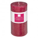 scented candle not fra elea 6.8x14, dark pink