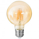 wholesale Illuminants: amber led bulb g95 2w, amber