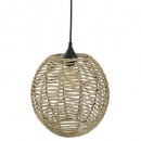 suspension boule d33 h35, beige moyen