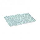 mel tikal tray 30x22cm, 2- times assorted , multic