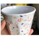 mayorista Casa y cocina: vaso melamina minero, multicolor