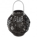 lantern rattan mexico, 2- times assorted , colors