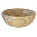 basket basket 30cm yellow, 3- times assorted , nec