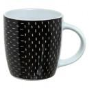mug ronde outland 26cl, 4-fois assorti, couleurs a