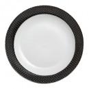 plate hollow outland white 20cm, white