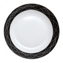 plato hollow outland negro 20cm, negro