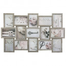 wholesale Pictures & Frames: pele-mele 15ph 3d patina, 2- times assorted , colo