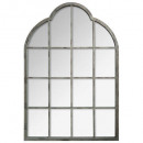 wholesale Mirrors: metal mirror romance 76x110, light gray