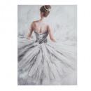58 * 78 pintura de bailarina, 2 veces surtido , co