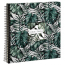 wholesale Gifts & Stationery: Spiral album 240 ph jungle, 3- times assorted , si