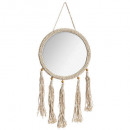 mirror rope summer 31x62, beige