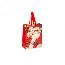 Santa Claus mini traditional gift bag