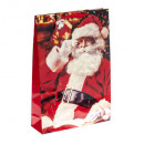 Jumbo santa claus tradi gift bag