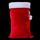 mayorista Muñecas y peluches: capucha felpa roja / bl 50x70 cm