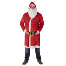 wholesale Toys: christmas santa claus dress h 3pc santa claus velv
