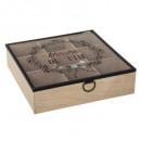 Großhandel Küchenutensilien: box the wood kinkfolk 9 comp