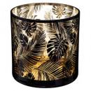 wholesale Drinking Glasses: photophore glass cylinder cylinder d20cm