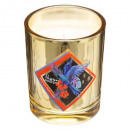 scented candle in printed tealight d8xh10 2