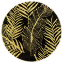 tealight printed jungle d30cm