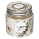 Covered scented candle metal d6xh6 65g