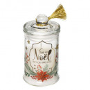 scented candle glass jar pom 6x11 85g