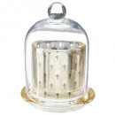 wholesale Candles & Candleholder: scented candle / s cloch + pomp d7x11 95g