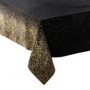 wholesale Table Linen: tablecloth printed leopar nr / gold 140x360