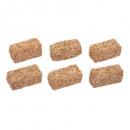 accessoires crèche de noël deco vegetal, 4-fois as