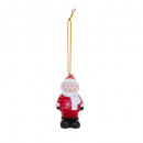 decoración navideña ceram niño h8cm, 2 veces assor