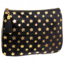 wholesale Travel Accessories: wallet velvet printed stars
