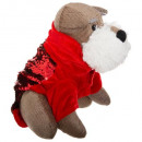 wholesale Toys: dg dog sequin lapel 3size