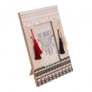 wholesale Pictures & Frames: ethnic wooden picture frame 24cm