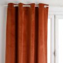 verduisterend gordijn velvet tc 140x260, terracott