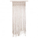 wholesale Curtains & Drapery: curtain wire macrame ete 90x200, beige