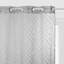 sheer embroidered etnik gr 140x240, gray