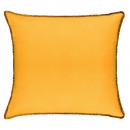 Poduszka cot Poduszka ochra 40x40, żółty