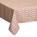 anti-bedrukt tafelkleed exotiq 140x240, roze