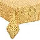 mantel anti-impreso paty 140x240, amarillo