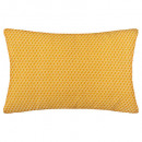 Pillow pattern otto 30x50 ocher, yellow