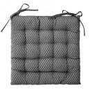 galette stoel otto grijs 38x38, grijs